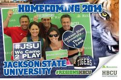 Regions HBCU JSU Homecoming