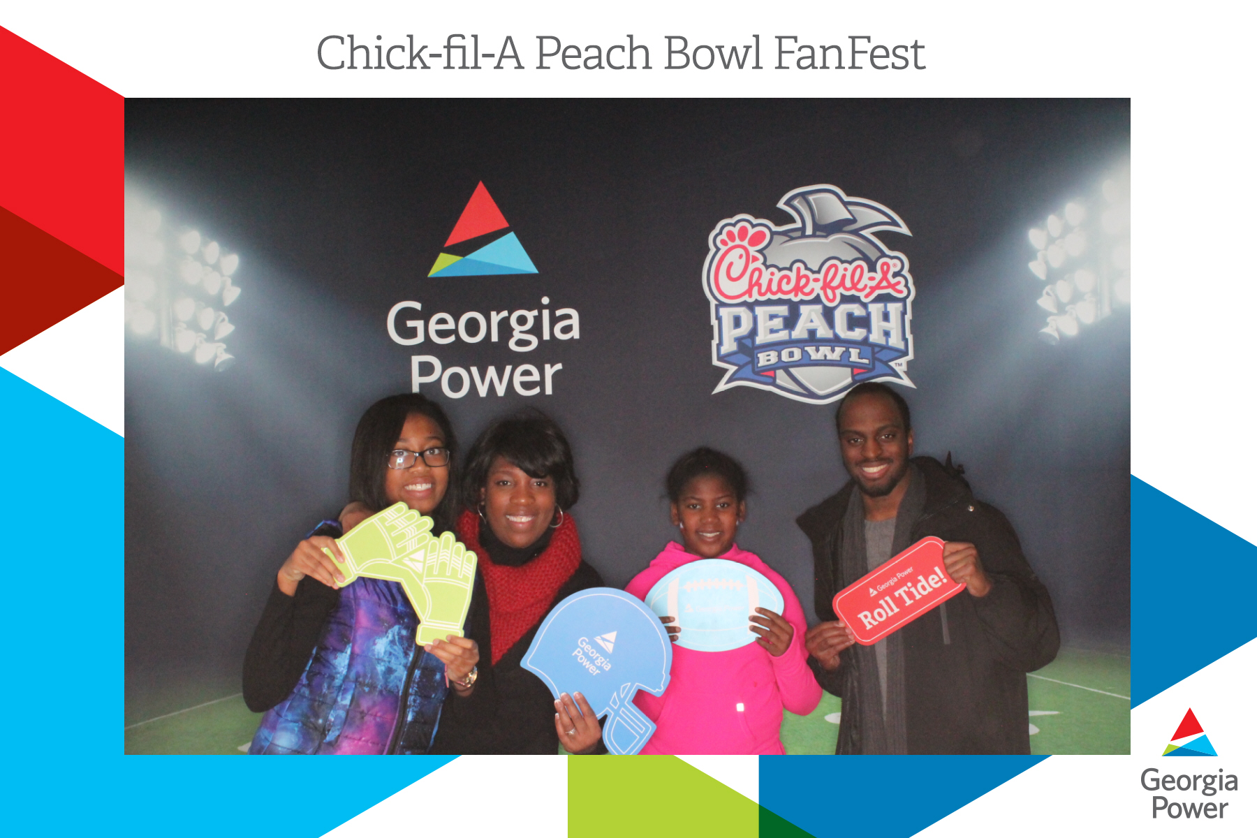 Chick-Fil-A Peach Bowl Powered By Ge