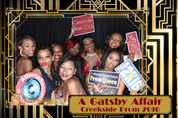 Creekside HS Prom