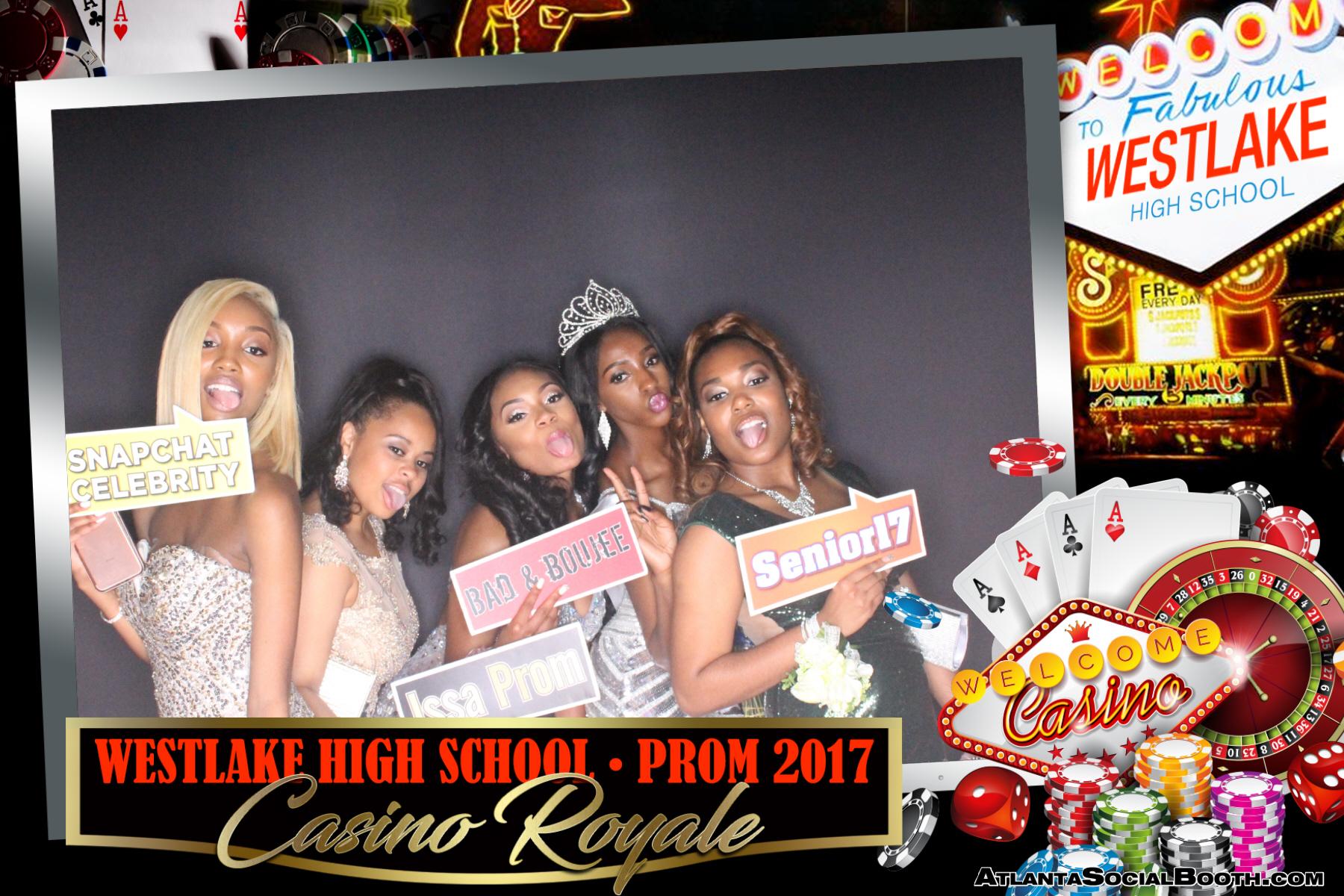 Westlake HS Prom 2K17