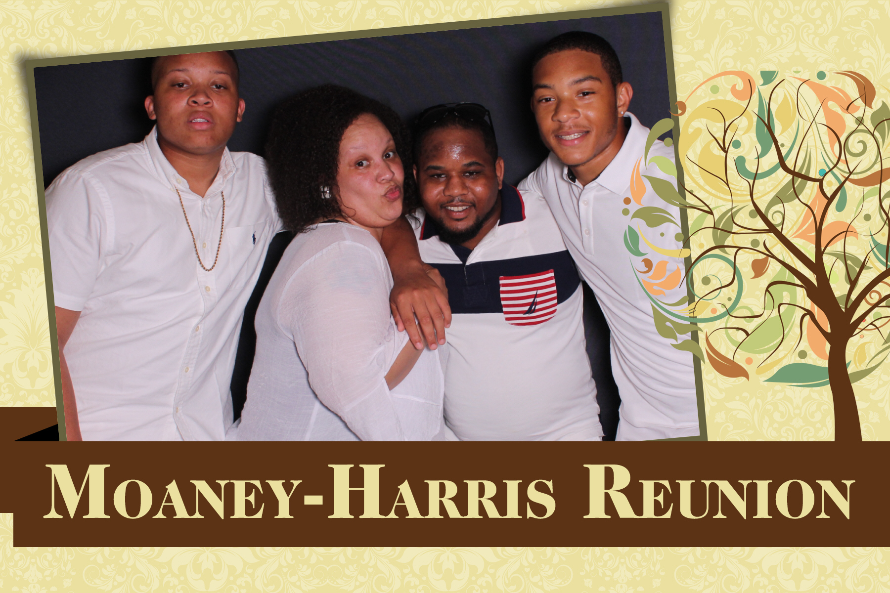 Moaney-Harris Reunion