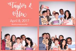Taylor & Alex Wedding