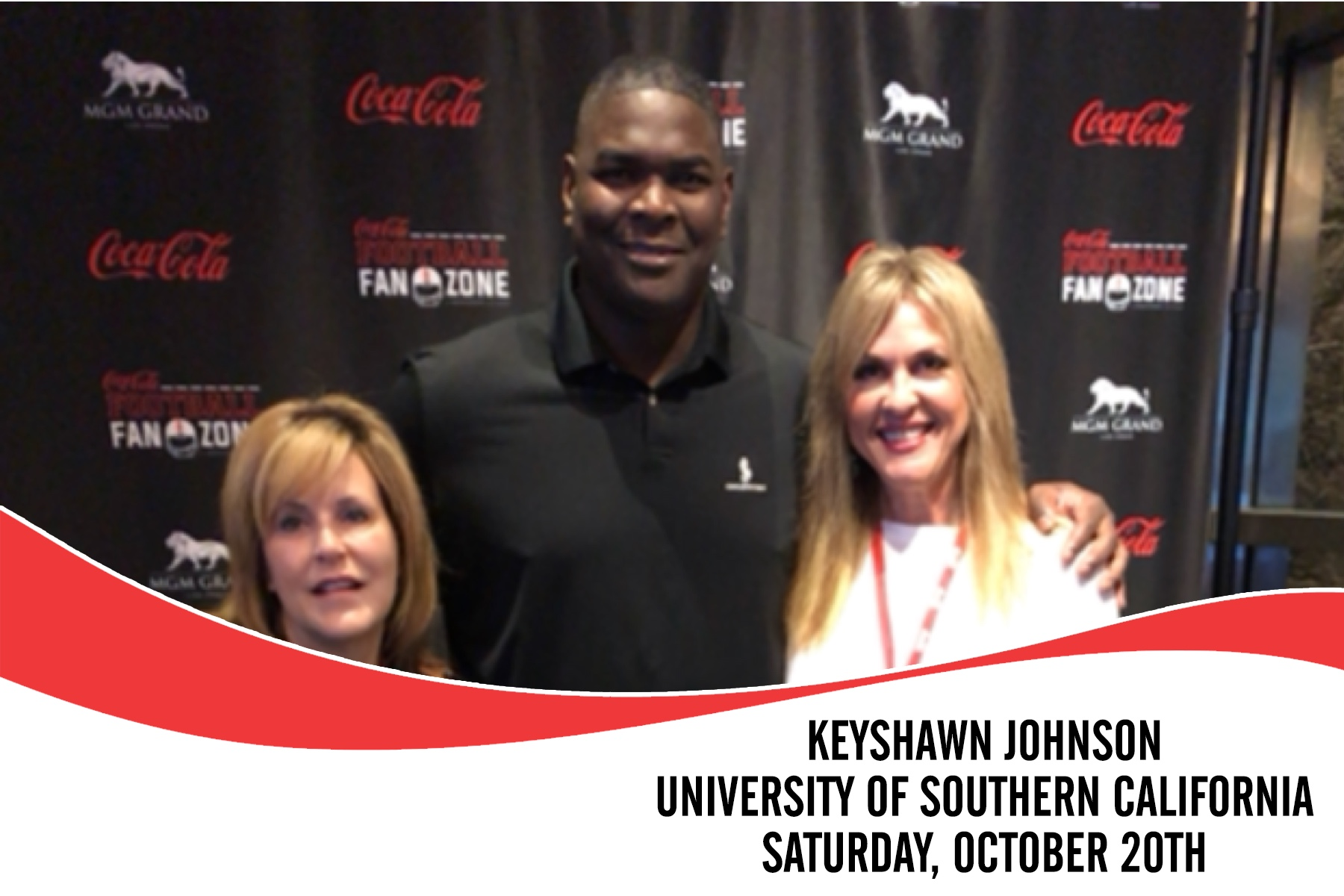 Coke College FB Watch Party - KJ