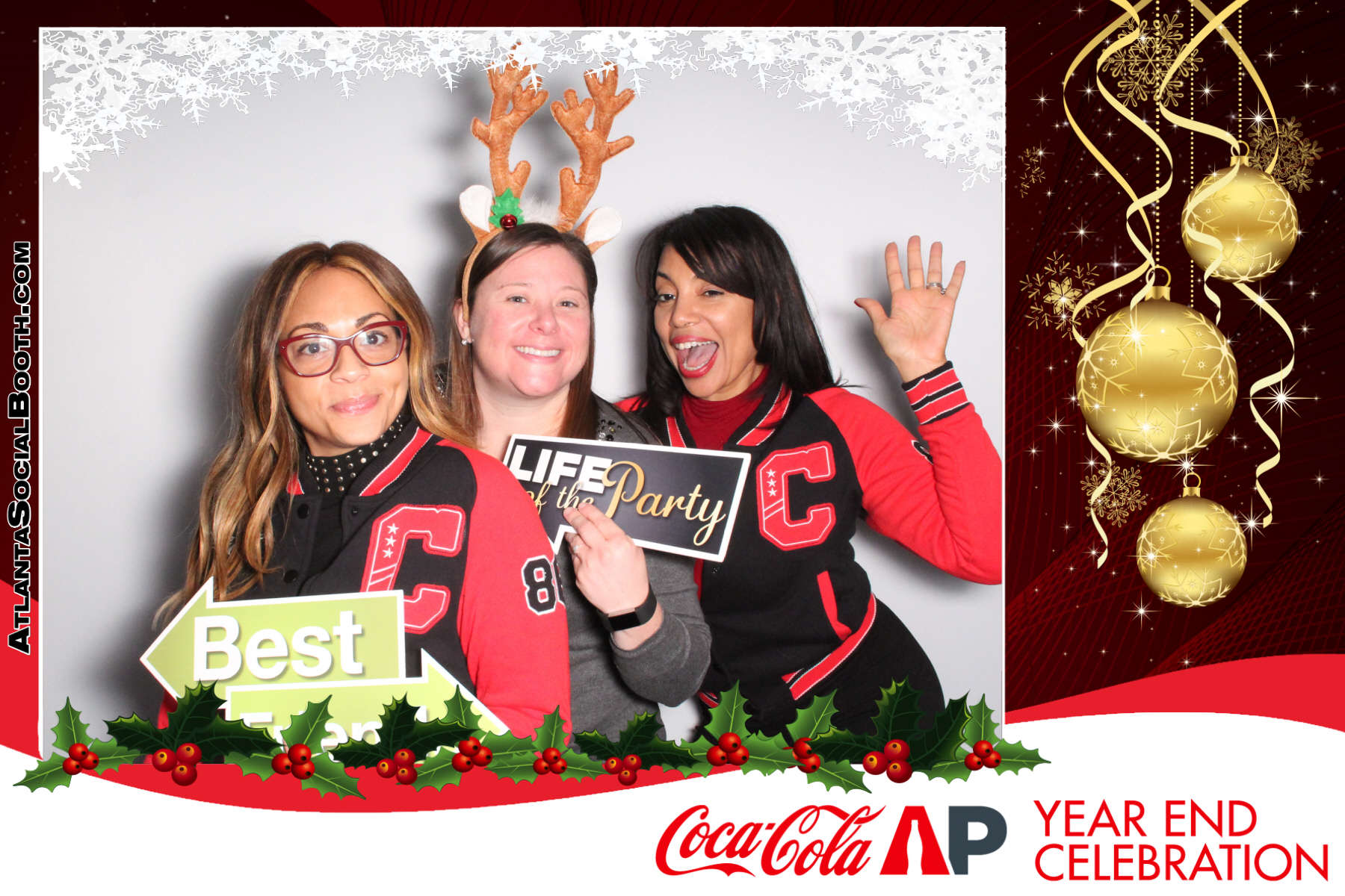 Coca-Cola AP Year End Celebrati