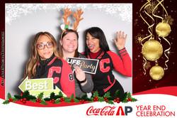 Coca-Cola AP Year End Celebrati