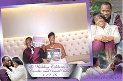 Petty Wedding Reception