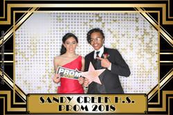 Sandy Creek High School Prom