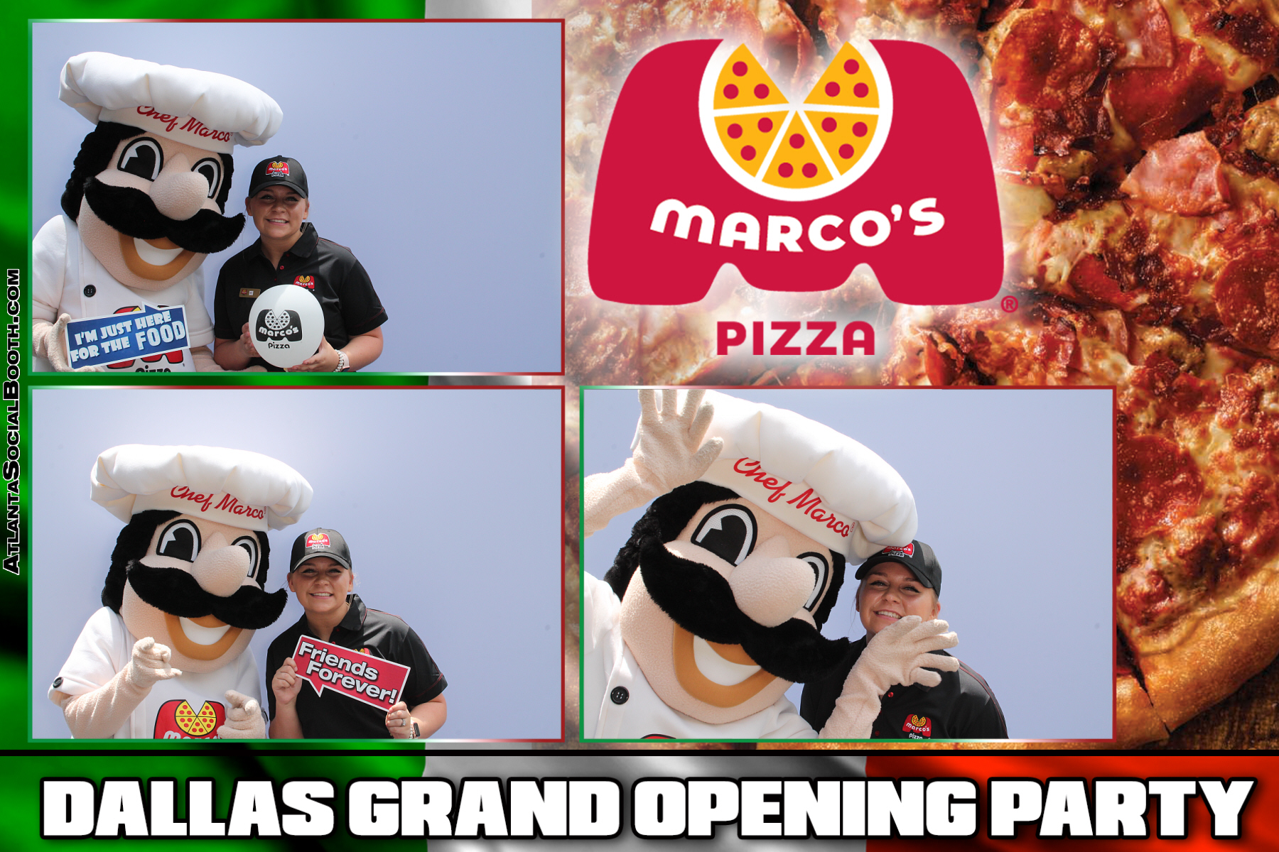 2018 Marcos Pizza