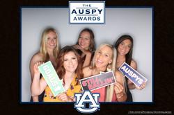 AUSPY Awards Black