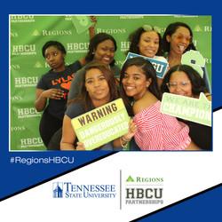 Regions HBCU - TSU Single