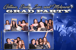 Graduation Party on May 21st