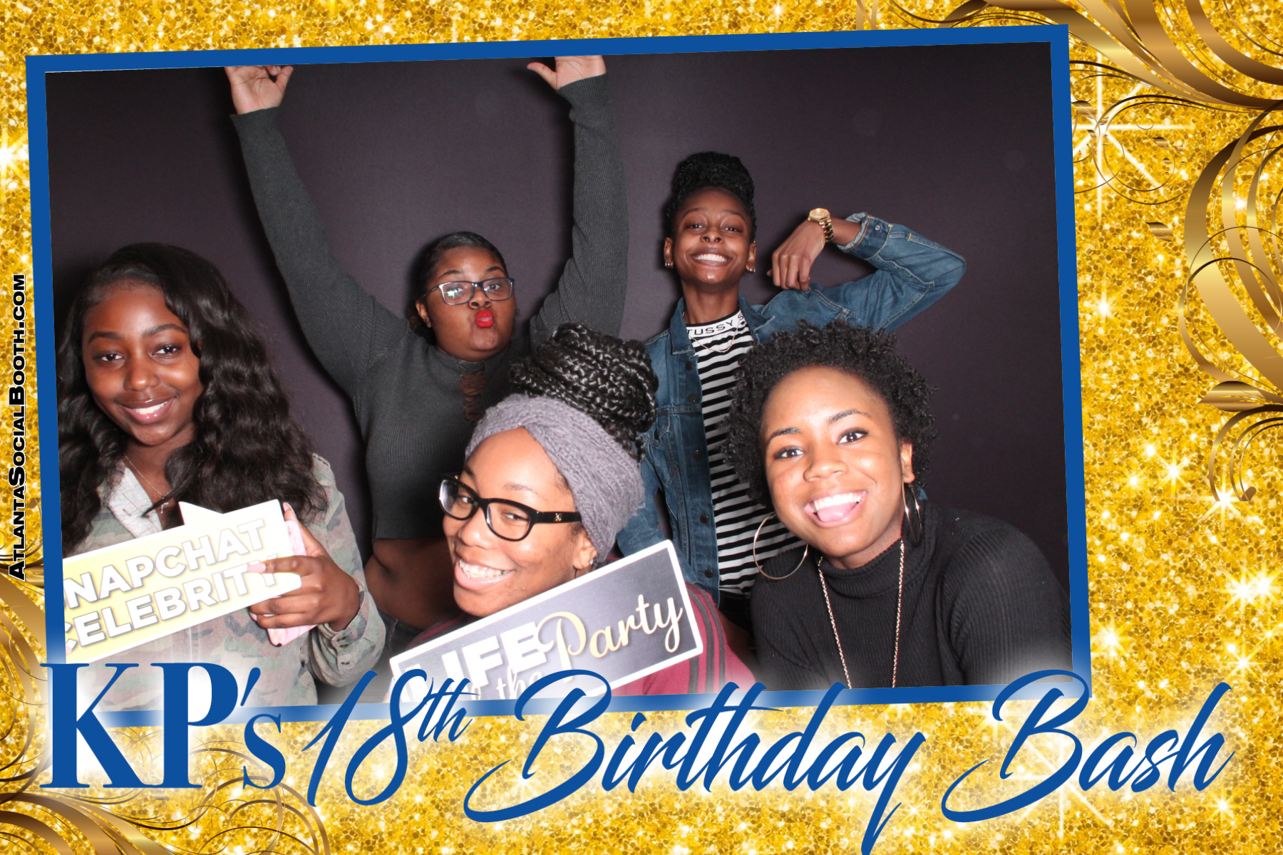 KPs 18th Birthday Bash
