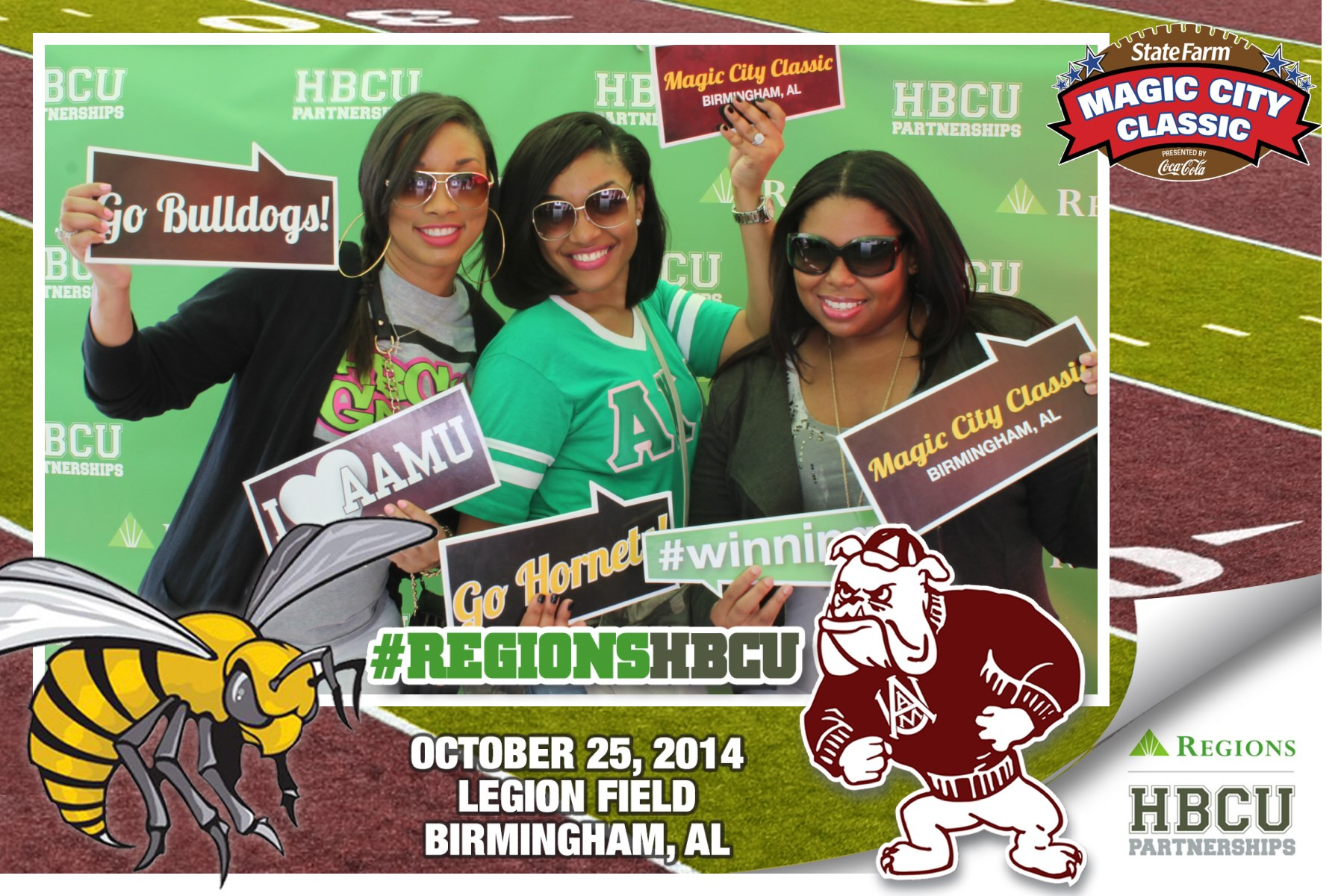 Regions HBCU Magic City Classic