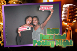 BSU Jazz and Poetry Night