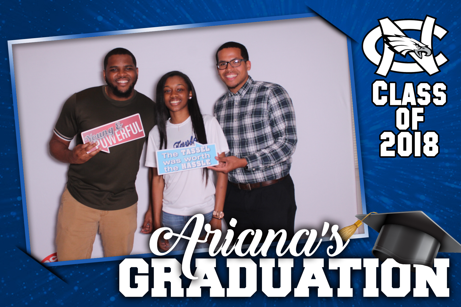 Ariana Graduation Party