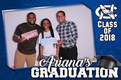 Ariana Graduation Party