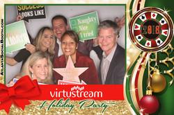 VirtuStream Holiday Party