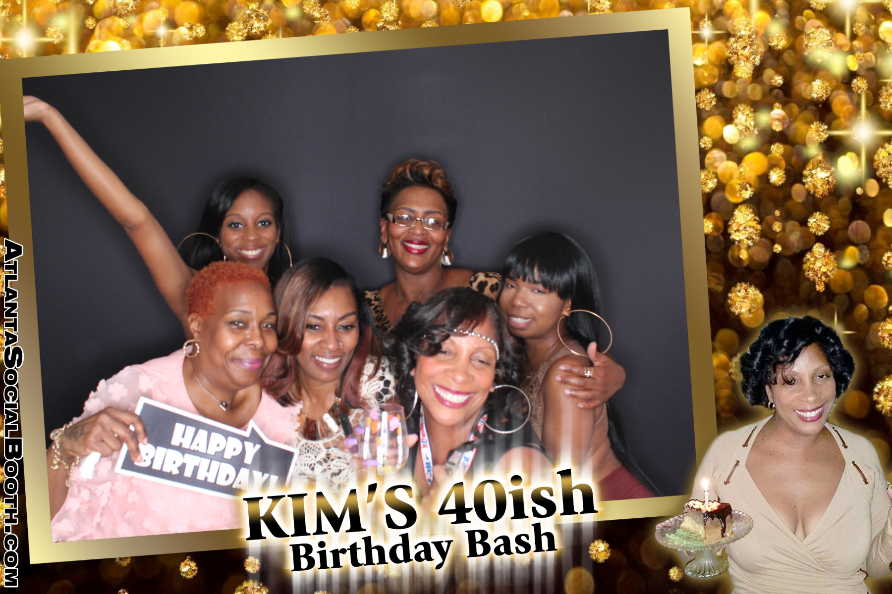 Kim 40ish Birthday Bash