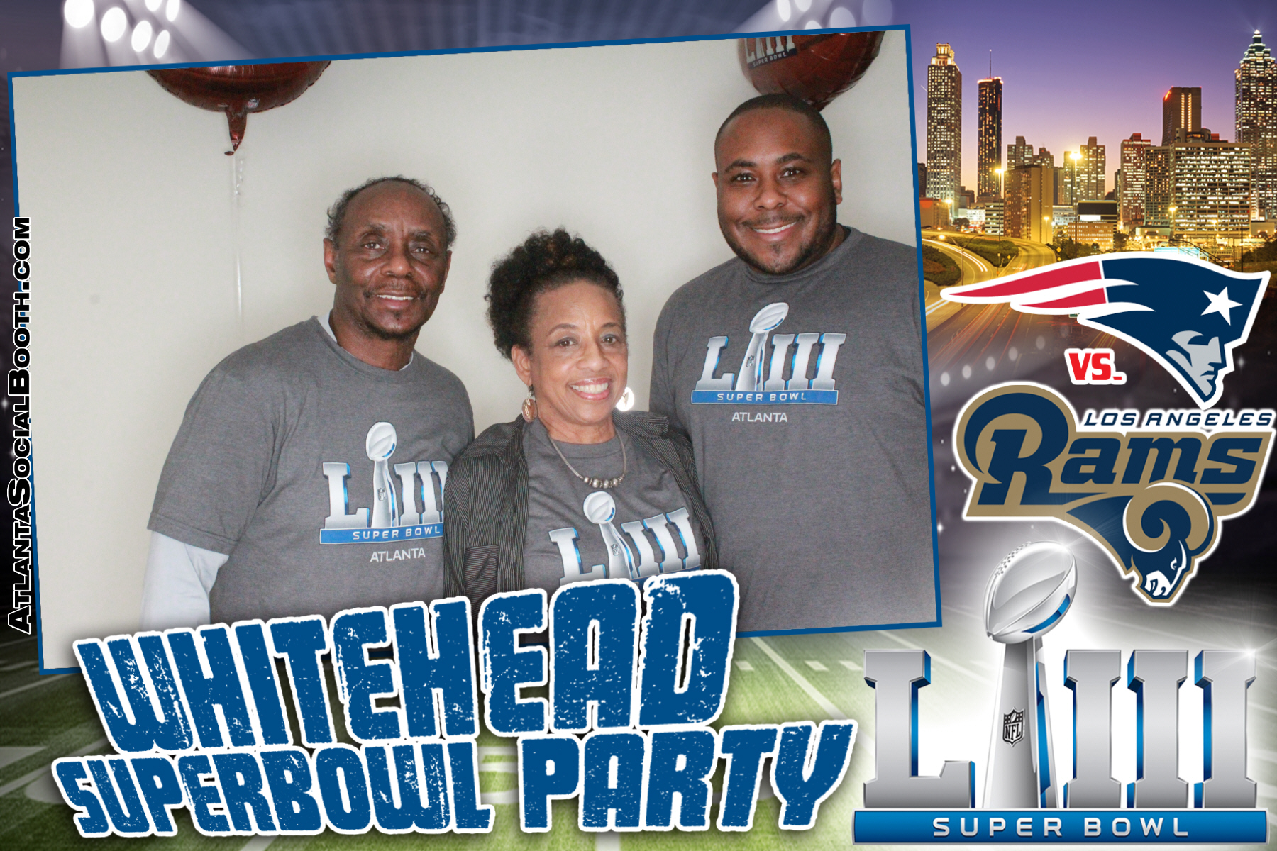 Whitehead SuperBowl Party 53