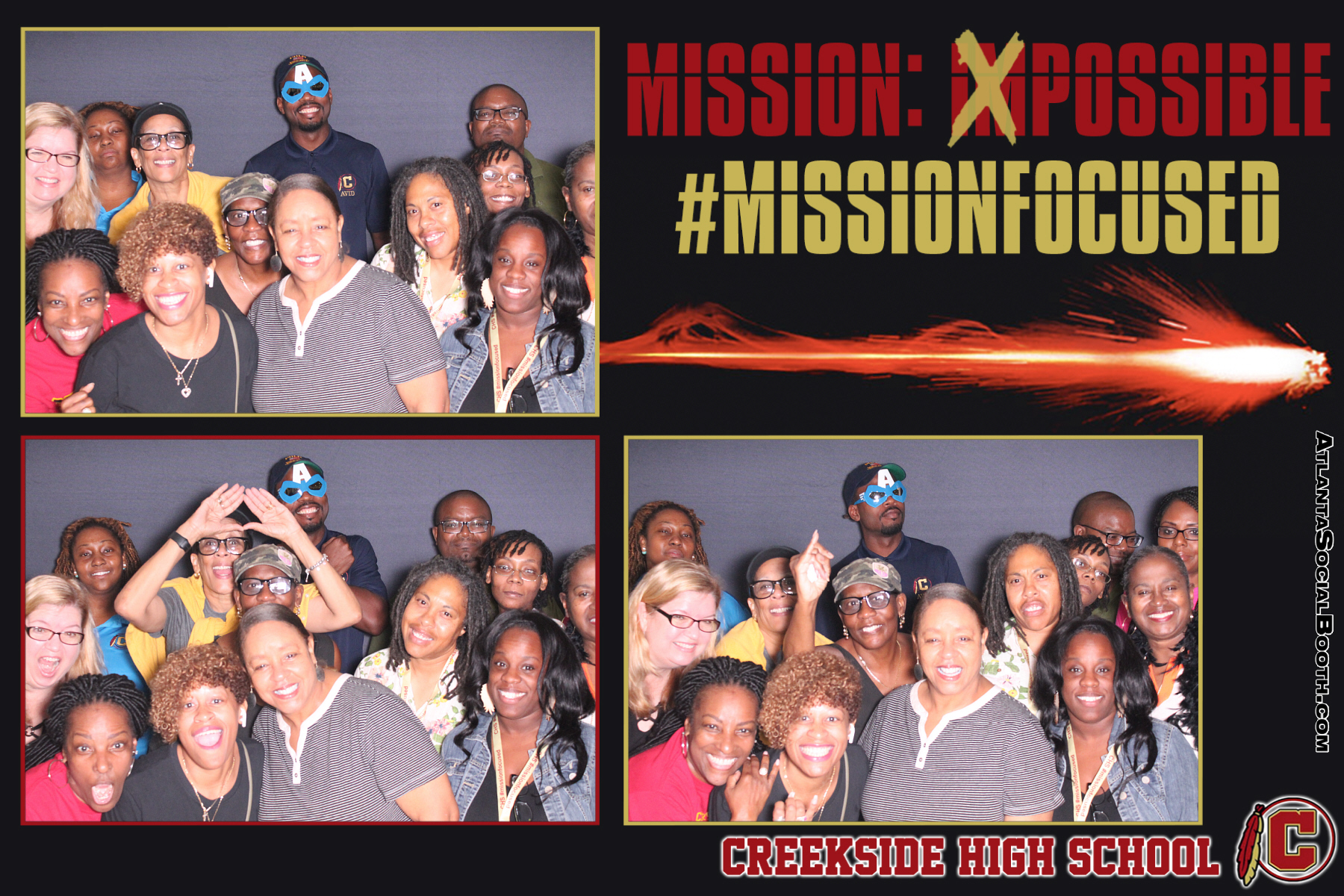 Creekside #MissionFocused