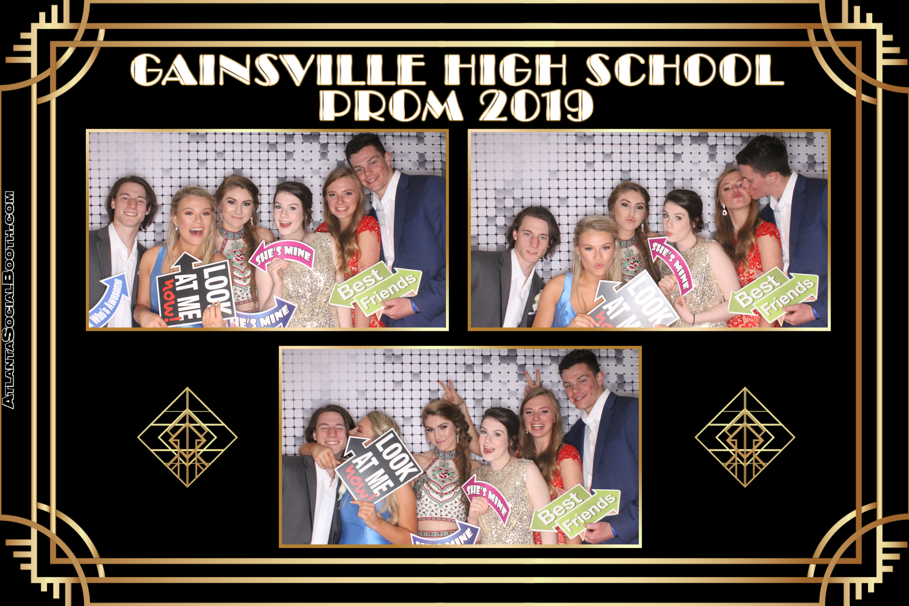 Gainsville High School Prom