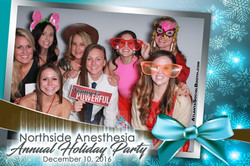 Northside Anesthesia Annual Holiday