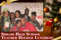 Shiloh HS Teacher Holiday Luncheon