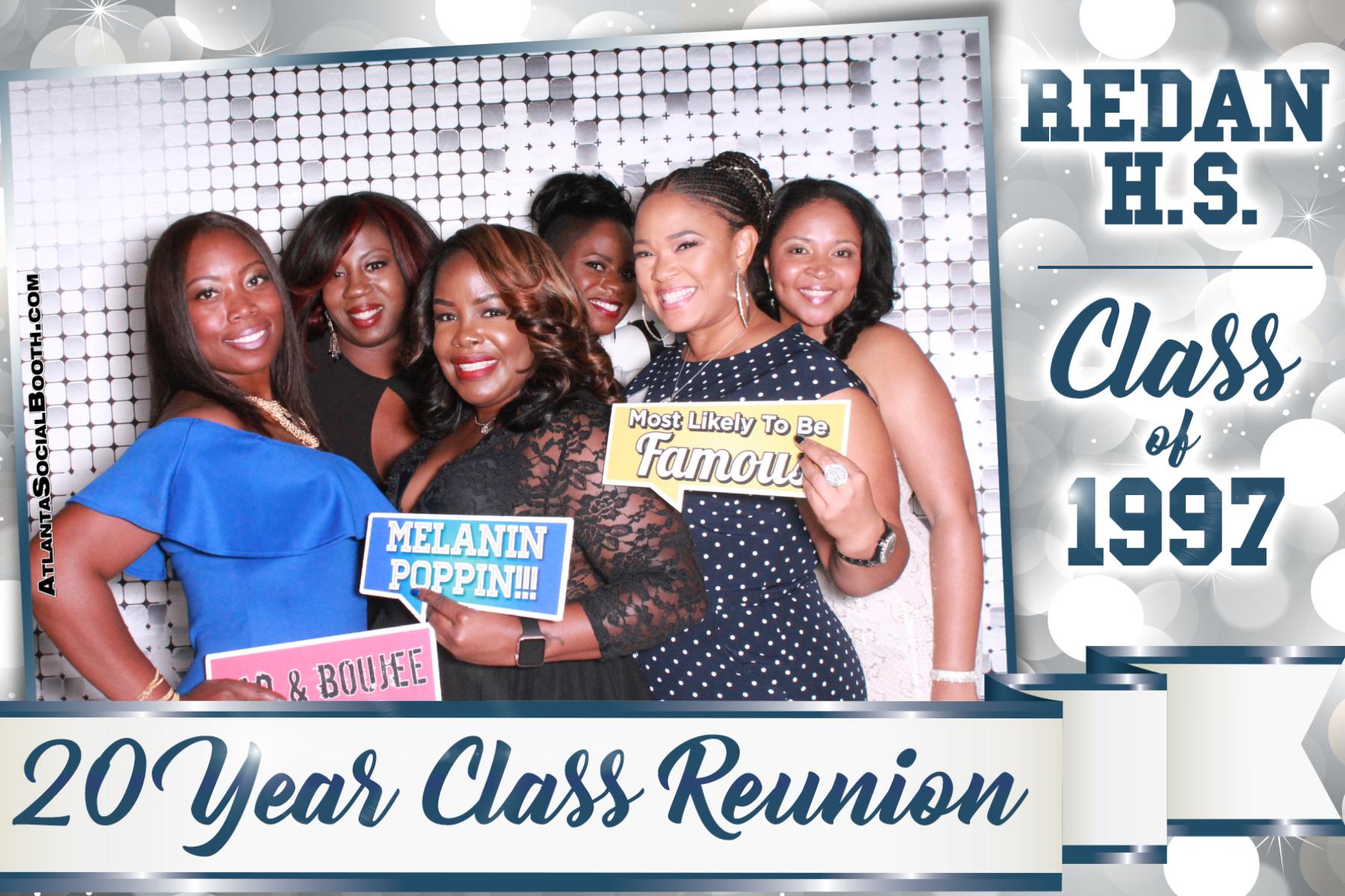 Redan Reunion 20 Years