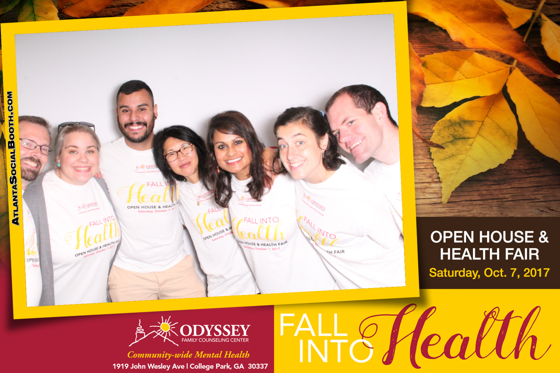 Odyssey Fall Into Health Fair