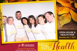 Odyssey Fall Into Health Fair
