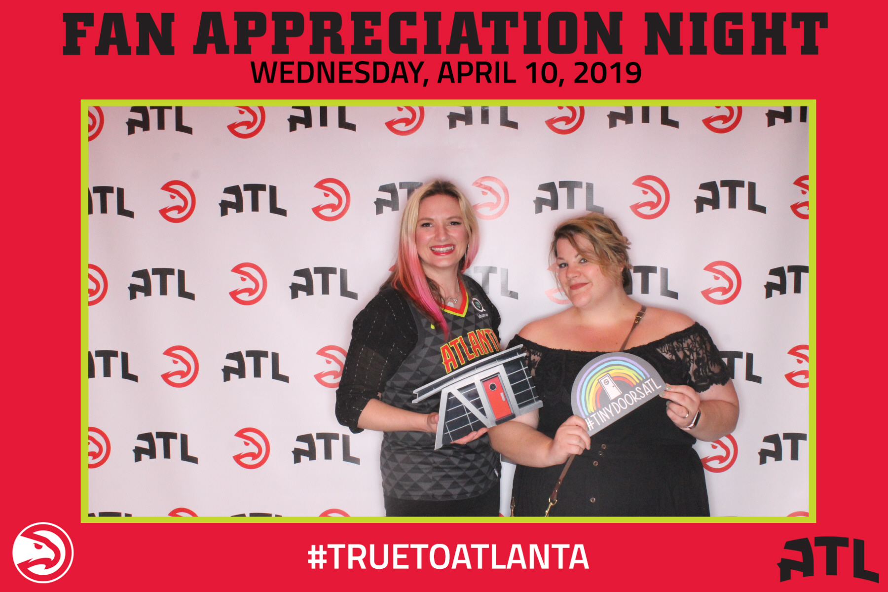 ATL Hawks Fan Appreciation