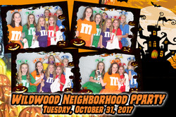 Wildwood Pizza Party