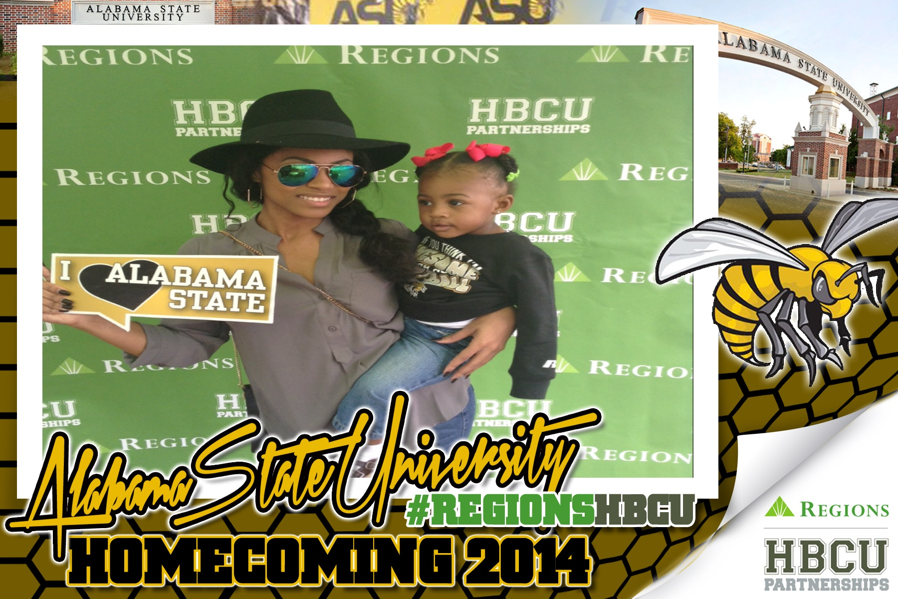 Regions HBCU ASU Homecoming