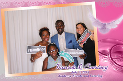 Ricardo & Courtney Wedding Reception