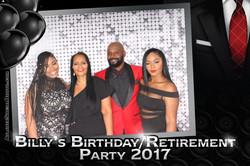 Billy's Birthday / Retirement