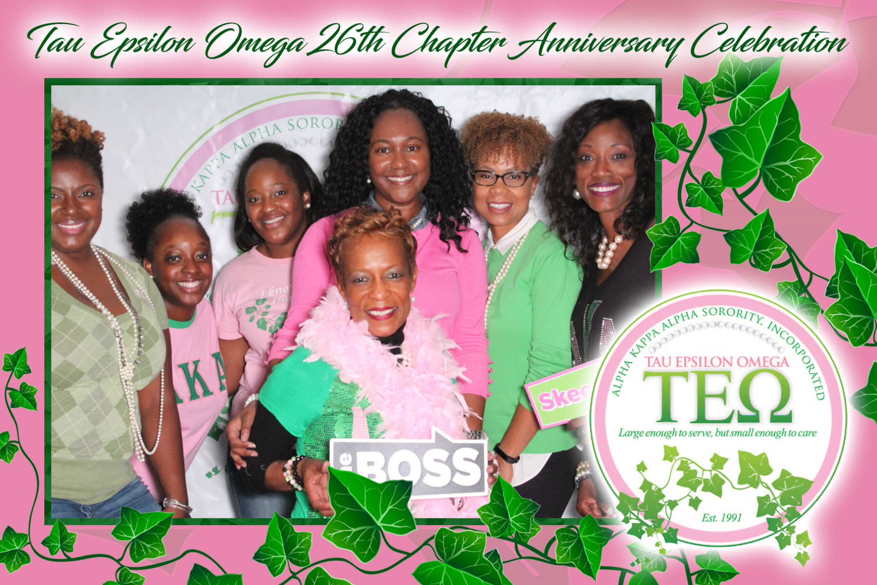 AKA TEO Chapter Celebration