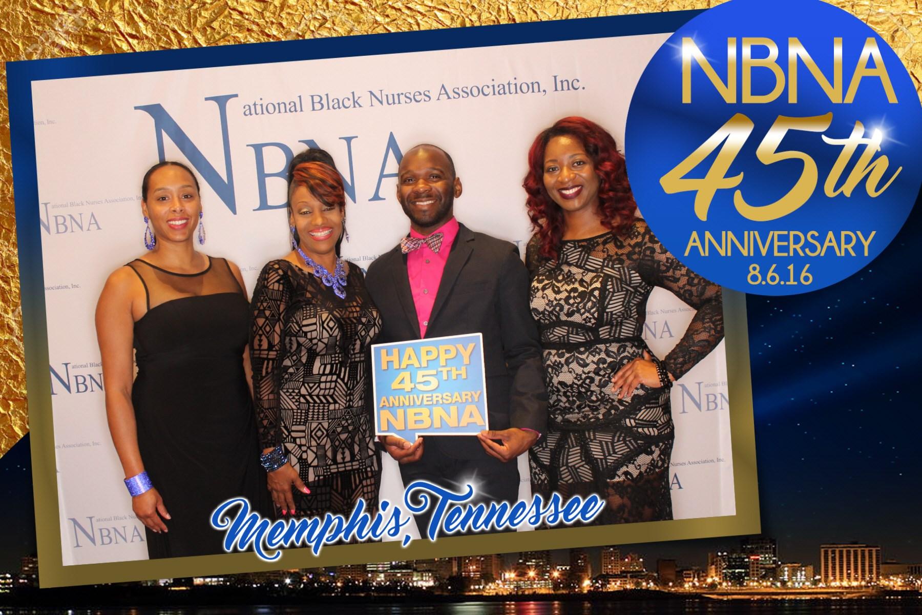 #NBNA 45th Anniversary