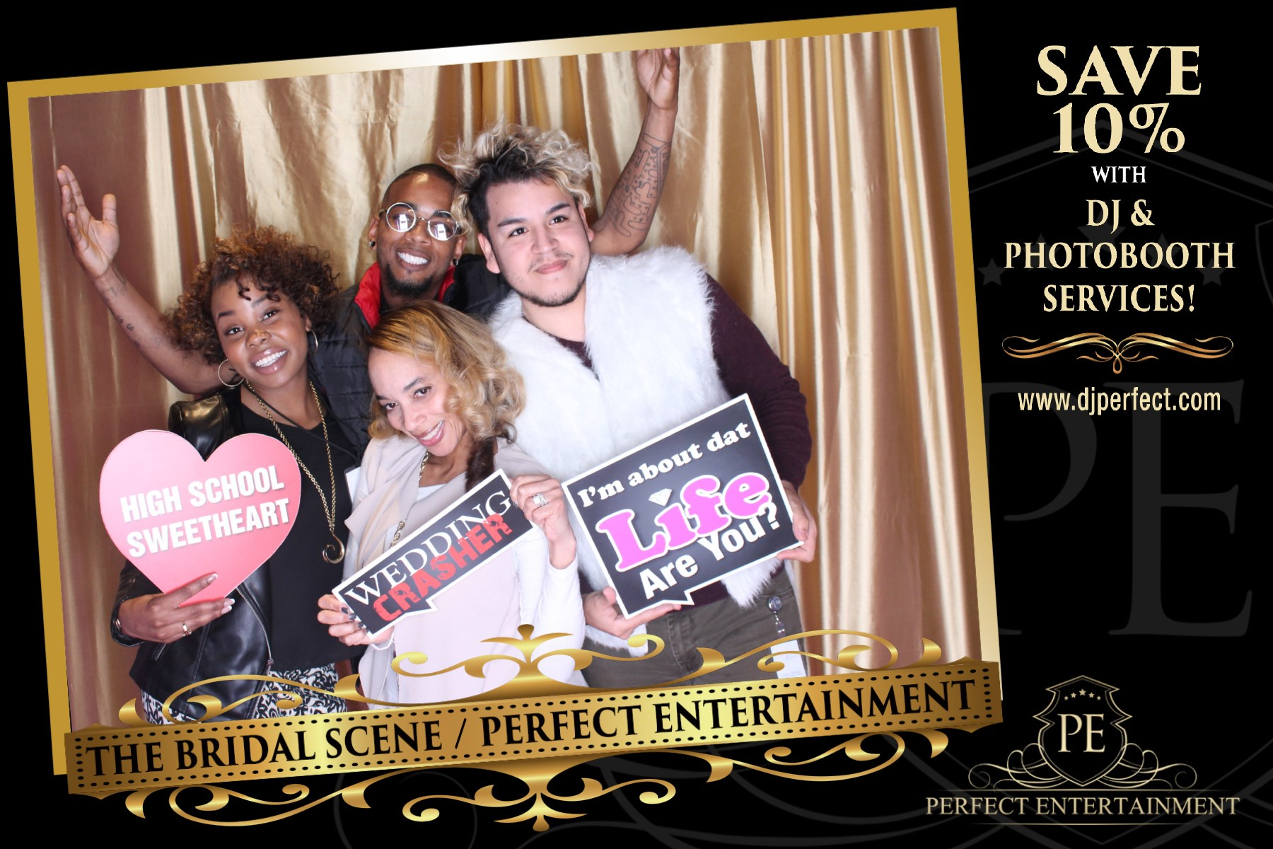 Perfect Entertainment Bridal Show