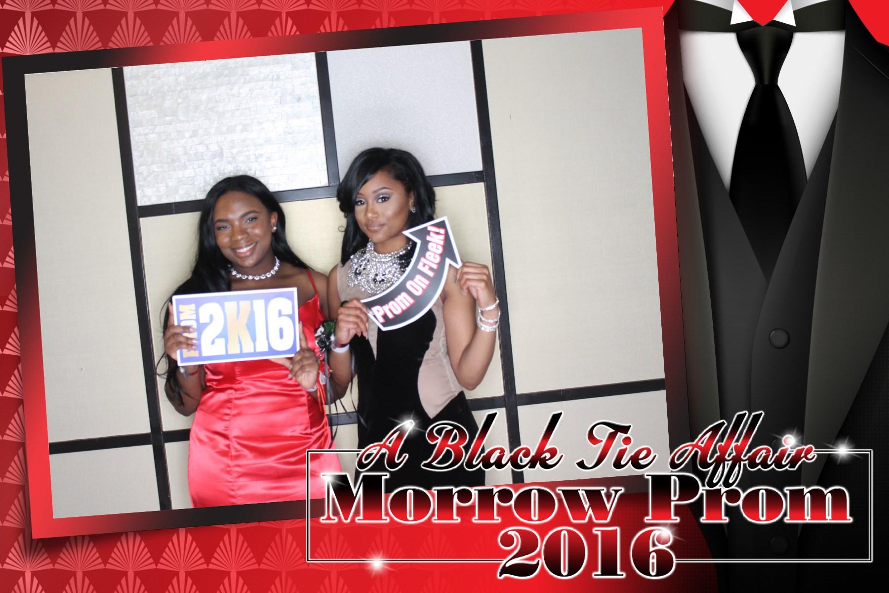 Atlanta Prom Photobooth
