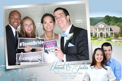 Hannah & Justin Wedding Reception