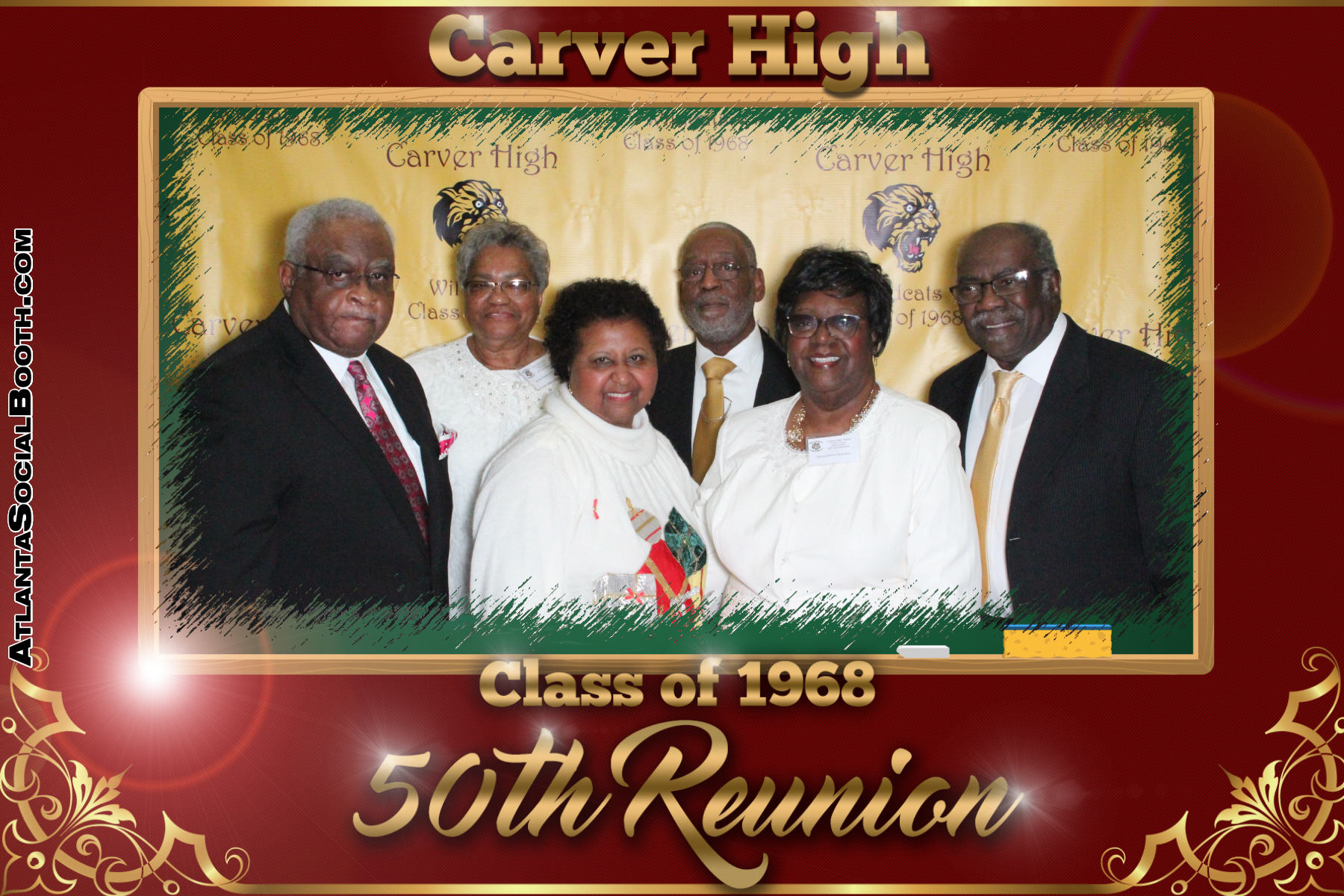 Carver High School C/O 68