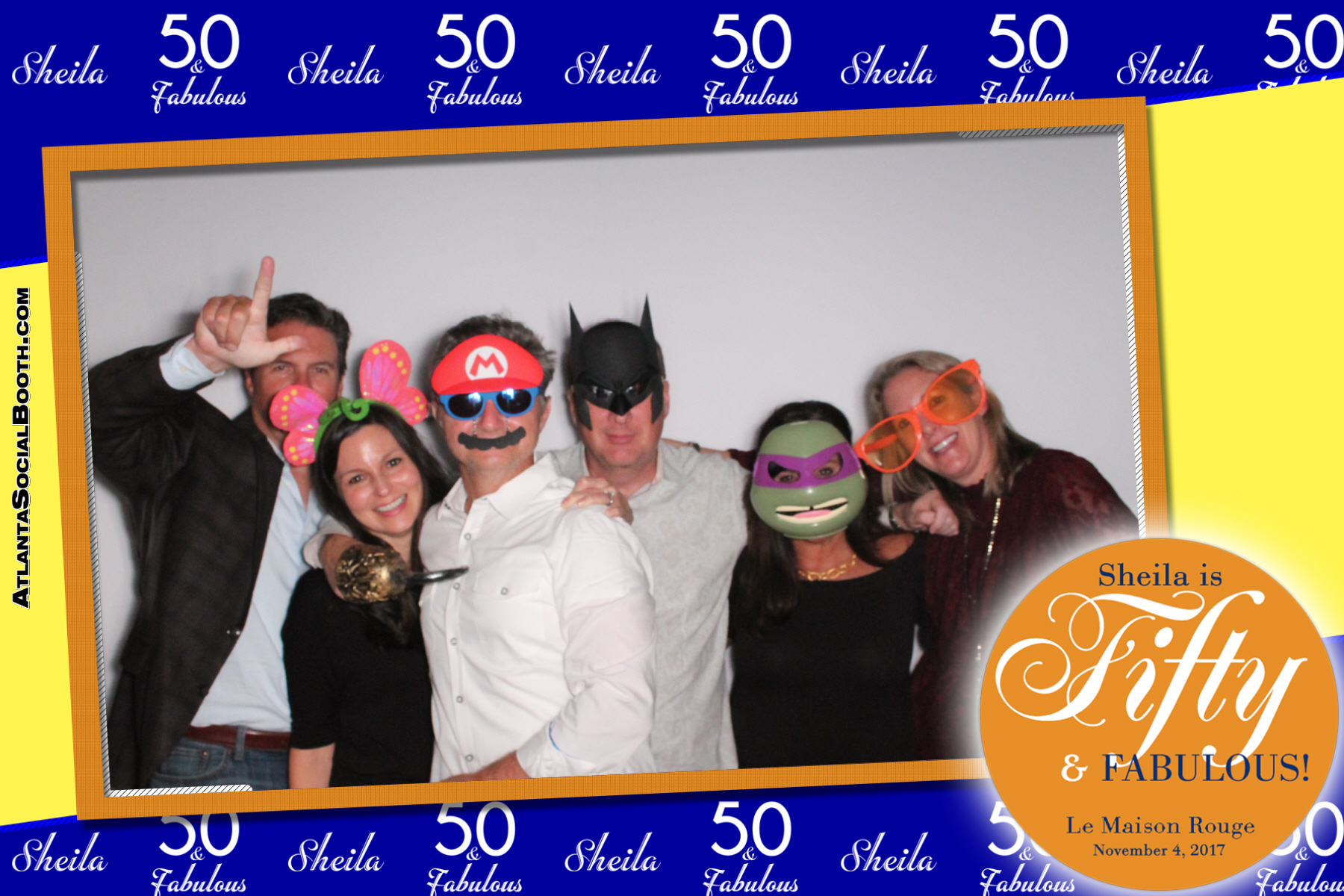 Shela's 50th Birthday Party