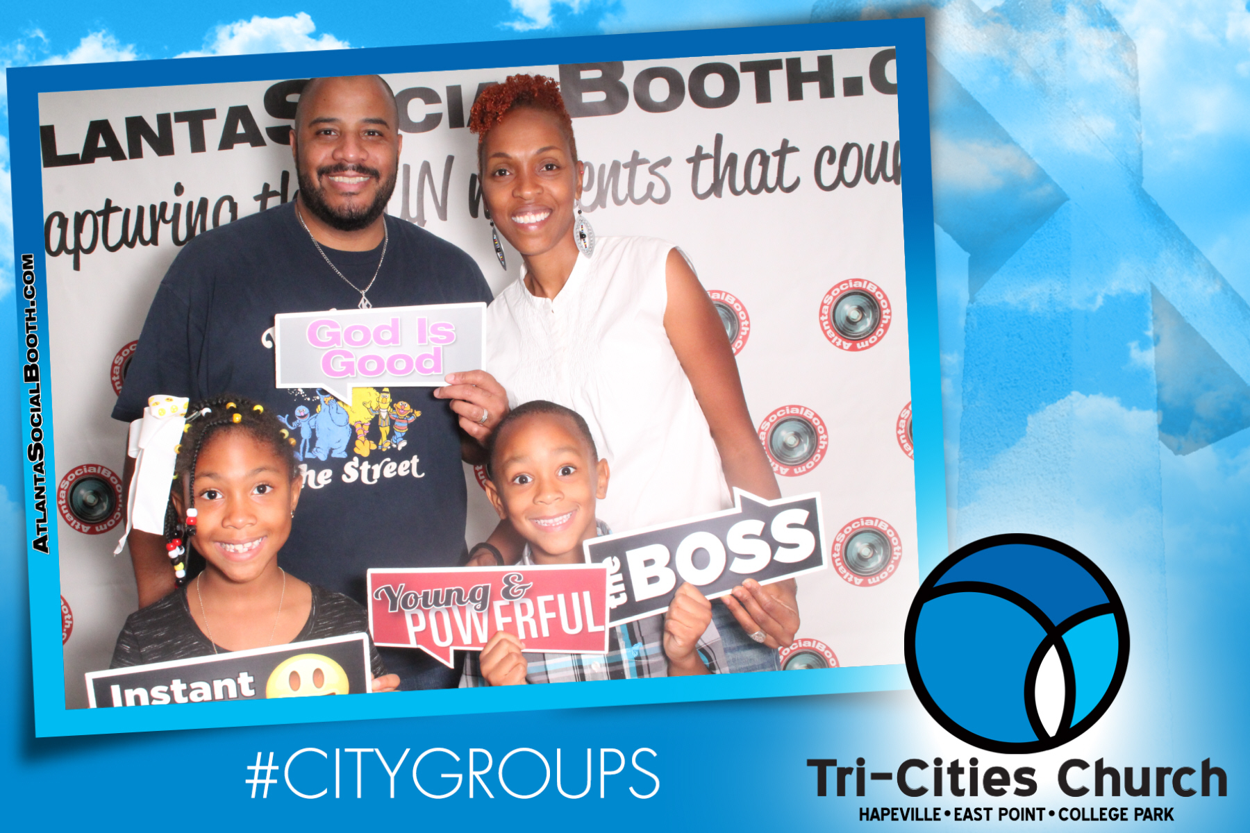 Tri-Cities Church #CityGroups