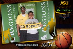 Regions Bank Photo Booth Activation