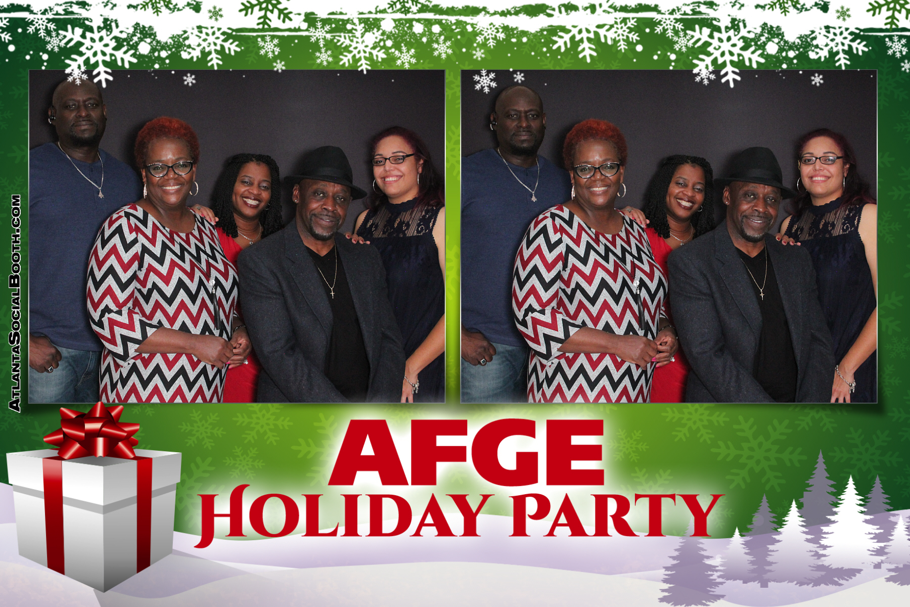 AFGE Holiday Party