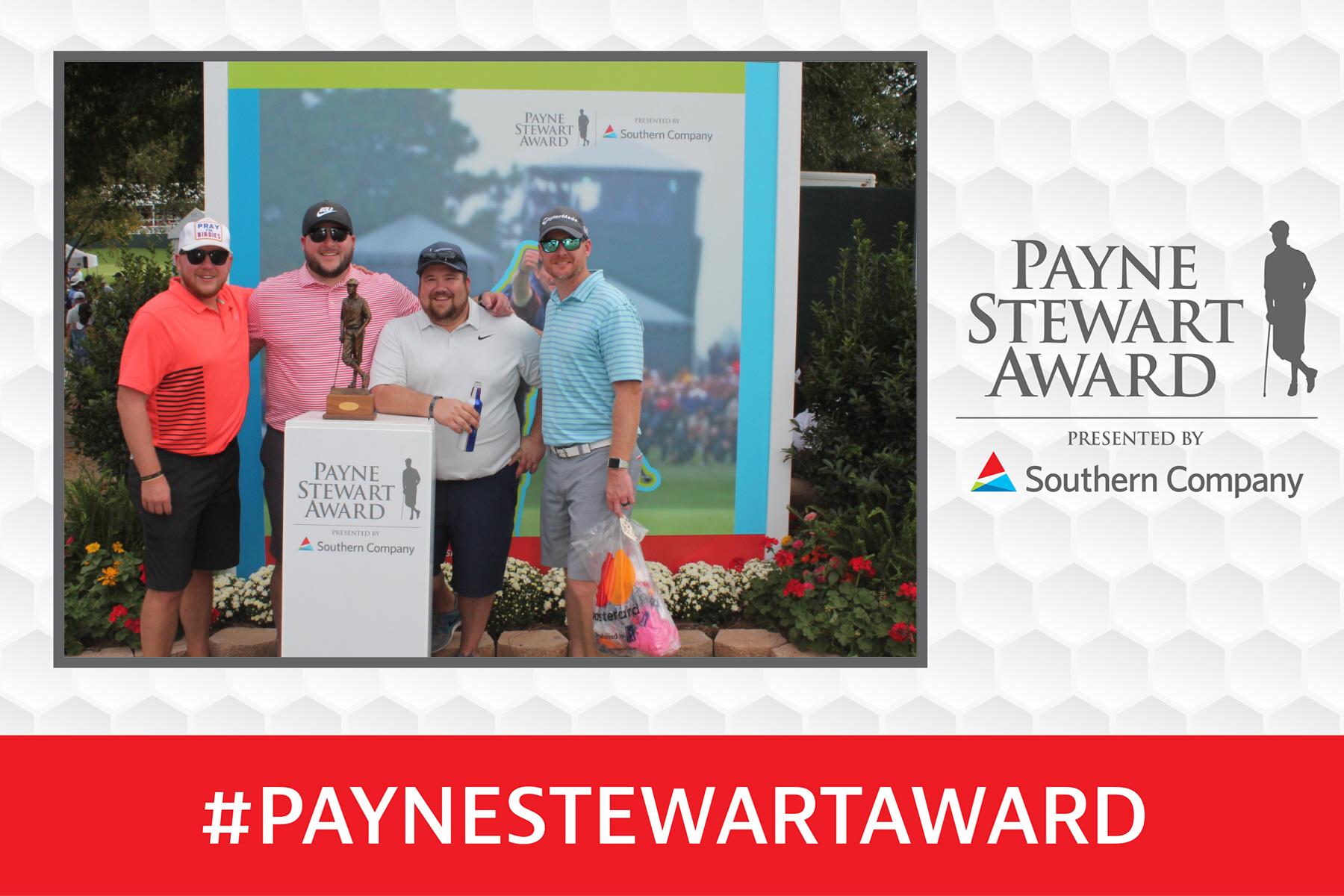 Payne Stewart Award - PGA Tour R3