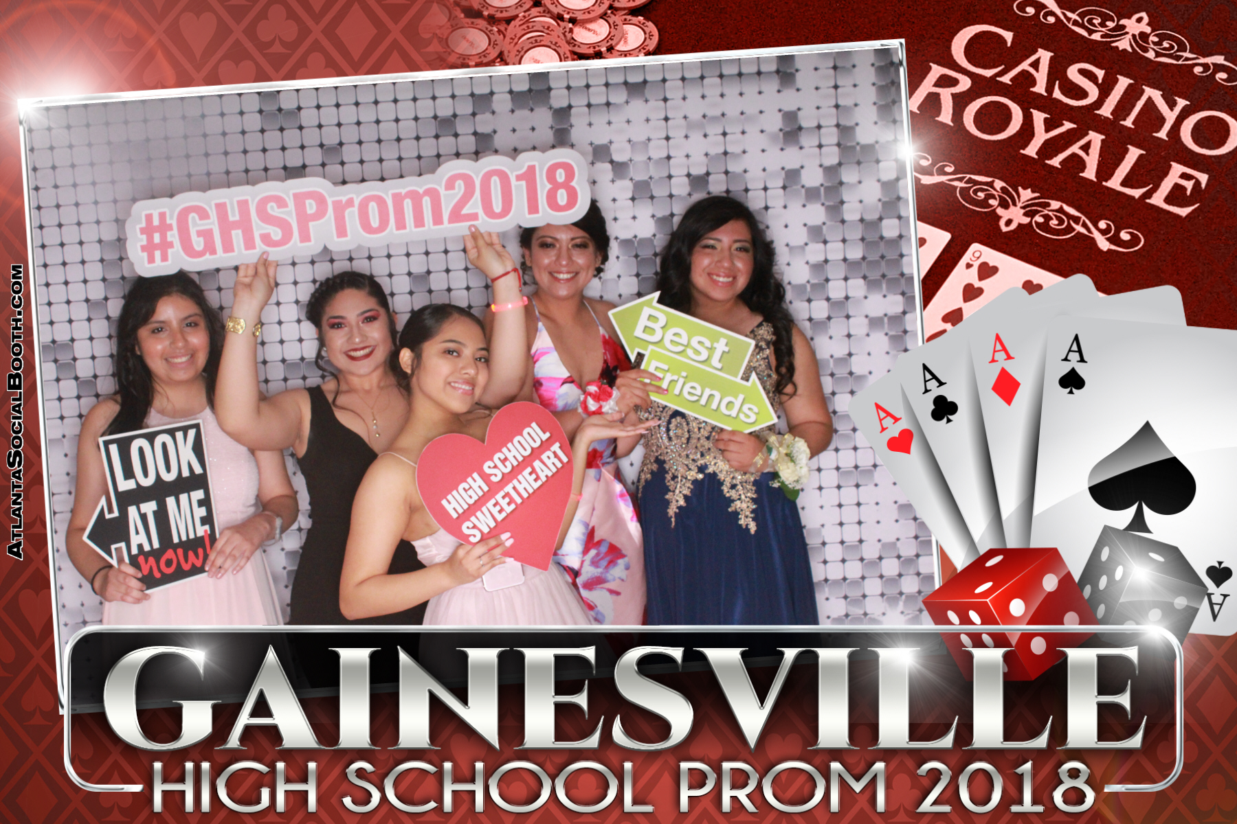2018 Gainesville High School Prom