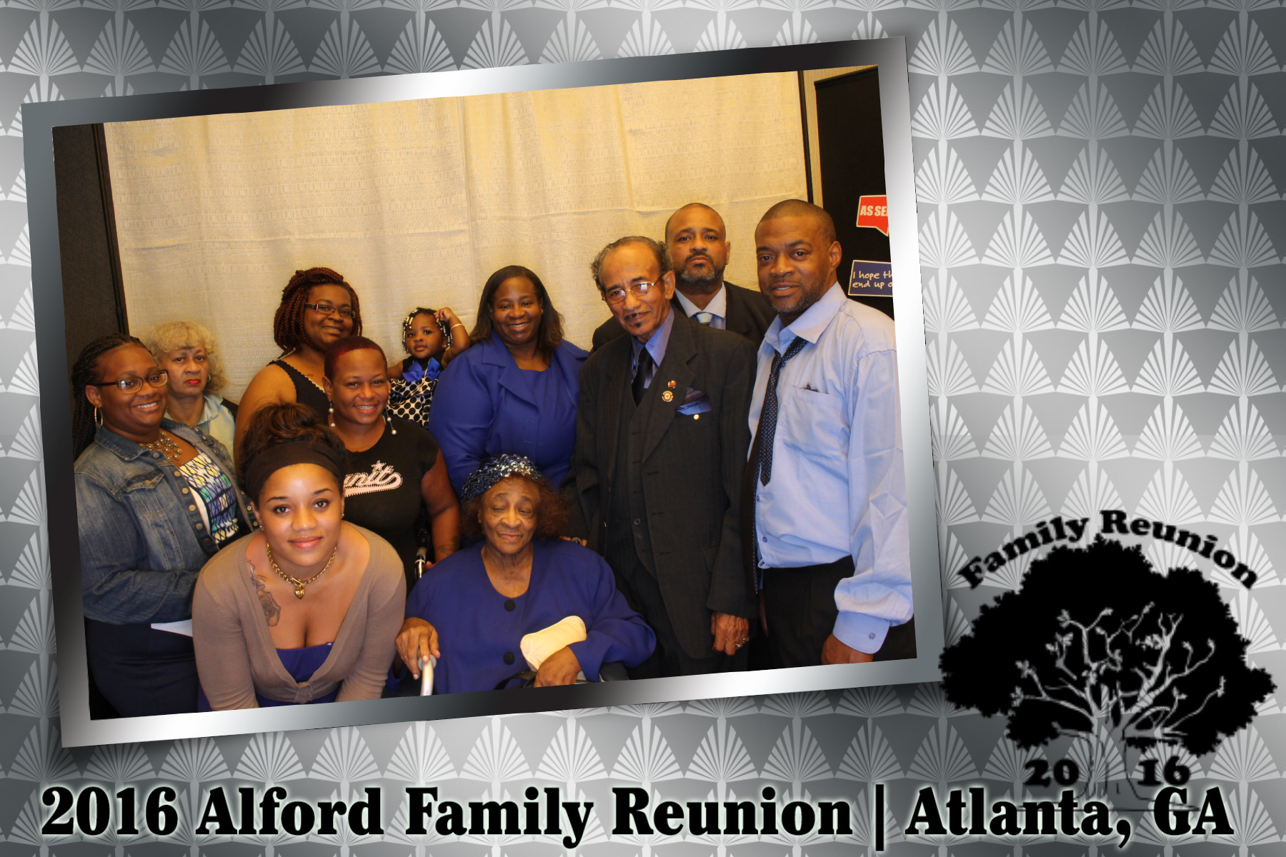 Alford Family Reunion