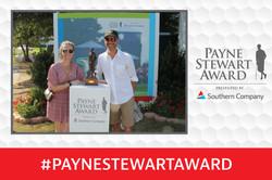 Payne Stewart Award - PGA Tour R1