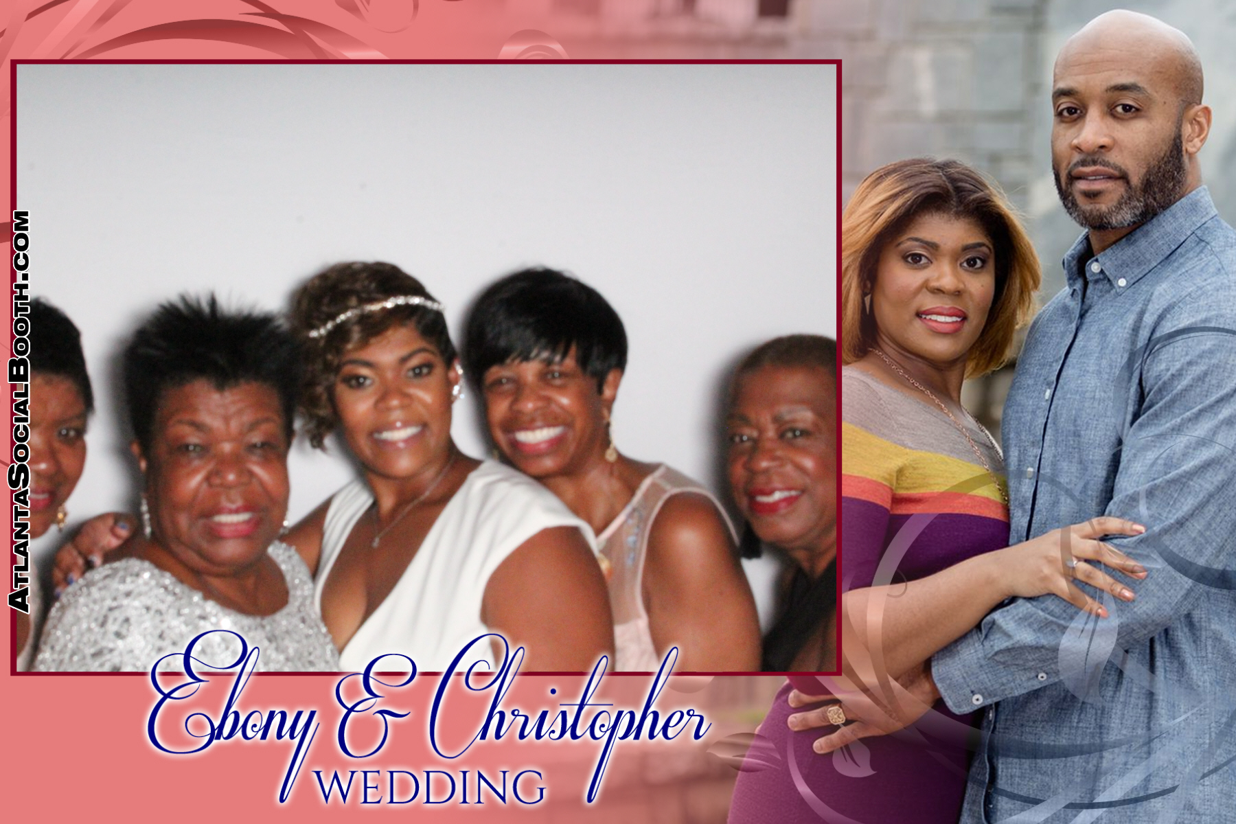 Ebony & Christopher Wedding